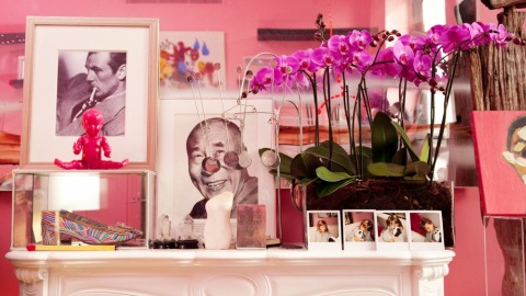 12 Adult Ways To Decorate With Pink | StyleCaster