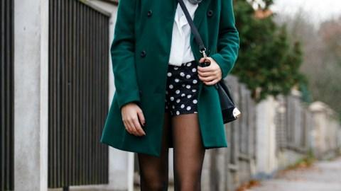 20 Ways to Wear Polka Dots  | StyleCaster