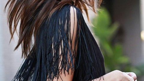 A New Take on the Boho Fringe Dress | StyleCaster