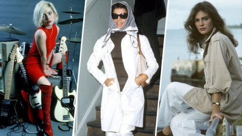 Channel 1970s Style Icons  | StyleCaster