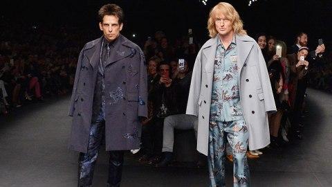 Yes, Zoolander Walked the Paris Runway   StyleCaster