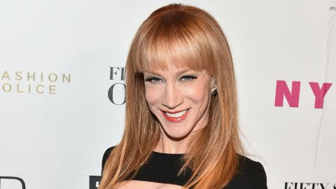 Kathy Griffin Just Quit Fashion Police  | StyleCaster