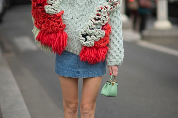 Breaking Down How Much This Season's Designer Micro Bags Cost By Inch