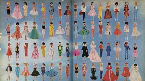 Every Single One of Barbie's Outfits From 1963 | StyleCaster
