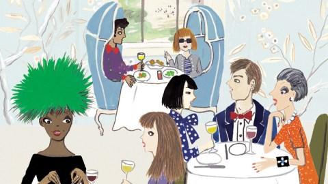 Eat Like a Fashion Insider  | StyleCaster