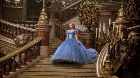 'Cinderella' Has Spurred Corset Trend | StyleCaster
