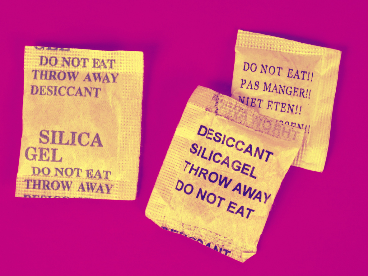 cool uses for silica gel packets