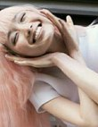Meet the Pink-Hair Model Wowing Paris