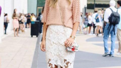 35 Modern Ways to Wear Lace | StyleCaster
