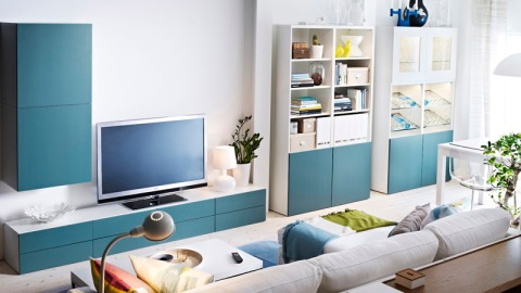 New Ikea Furniture Can Charge Phones | StyleCaster