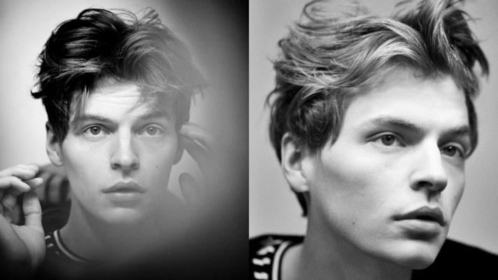 Boy Crush: Gabrielle Revere's Portrait Series Starring John Hein