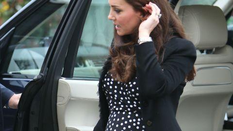 Kate Middleton Wore a $63 ASOS Dress  | StyleCaster