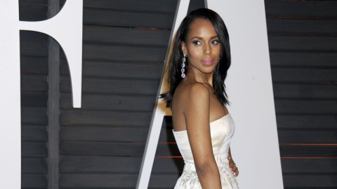 Kerry Washington Scored Role of Lifetime  | StyleCaster