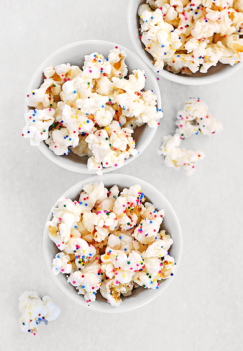 party popcorn 3b 27 Stylish Birthday Party Ideas for Adults
