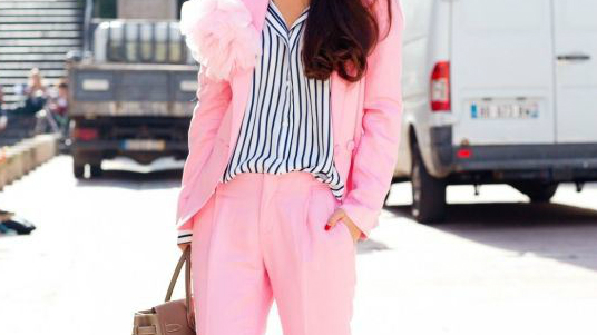 20 Ways to Pull Off a Pant Suit Like Fashion Girl