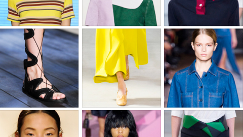 Spring 2015 Trend Report | StyleCaster