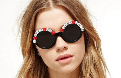 20 Pairs of Wild-in-the-Best-Way Sunglasses You Need This Spring