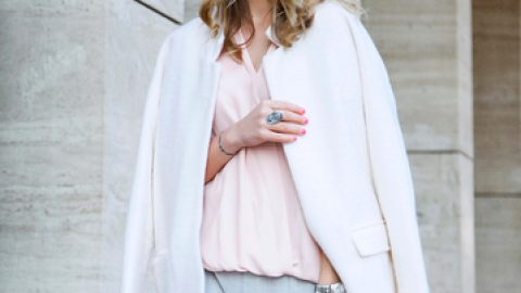 How to Style Spring Pieces Now | StyleCaster
