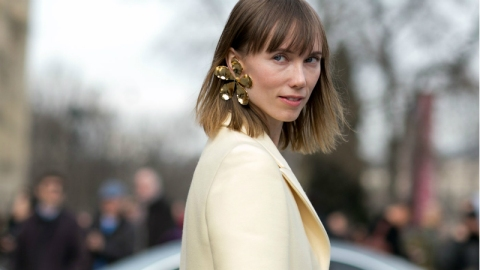 15 Spunky Single Earrings You Need in Your Life | StyleCaster
