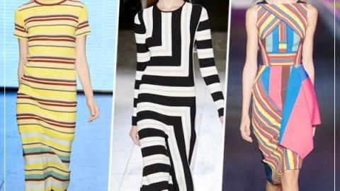 Spring 2015 Trend: Bold Stripes  | StyleCaster