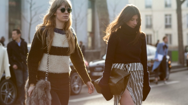 101 Magnifique Street Style Snaps From Paris Fashion Week