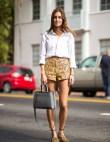 25 Ways to Style High-Waist Shorts