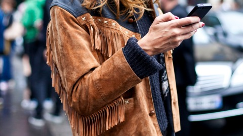 Brown Suede Is Trending | StyleCaster
