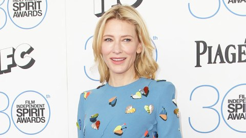 Blanchett's Been With Women 'Many Times' | StyleCaster