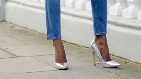 20 Ways to Wear Cropped Skinnies   | StyleCaster