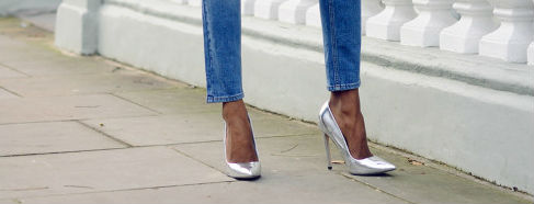 Cropped Skinny Jeans are Trending: 20 Ways to Wear Them