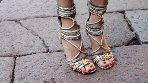 Wearing Sandals: How Early is Too Early?  | StyleCaster