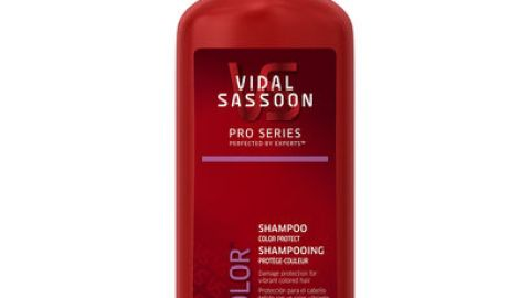 The One Thing: Vidal Sassoon Pro Series Color Protect Shampoo   StyleCaster