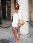 25 Simple Ways to Style a Shirtdress