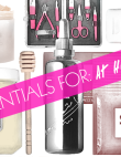 10 Essentials For: An At-Home Spa Day