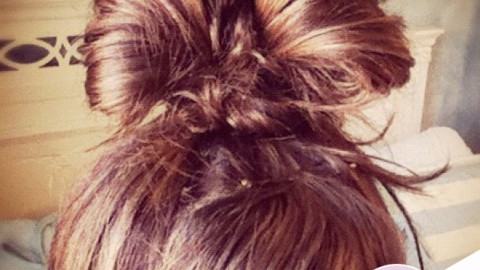 Instagram Insta-Glam: Hair Bows   StyleCaster