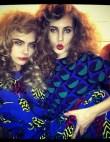 Instagram Insta-Glam: New York Fashion Week Model Addition