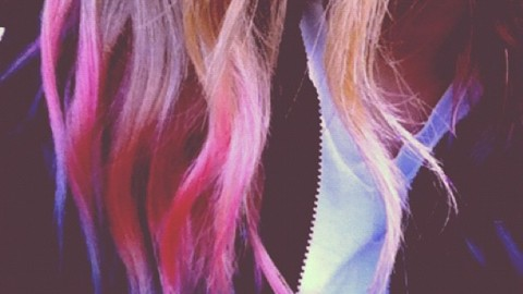 Instagram Insta-Glam: Colored Hair | StyleCaster