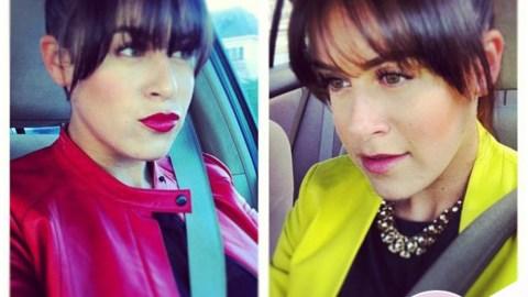Instagram Insta-Glam: A Bang-up Job | StyleCaster