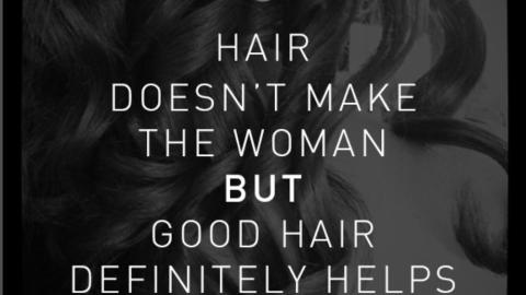 Hair Quotes: Motivation for a Good Hair Day Every Day | StyleCaster