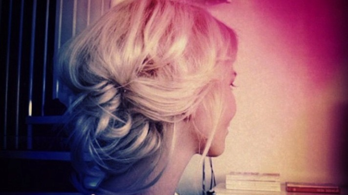 Instagram Insta-Glam: Casual Updos To Try This Summer