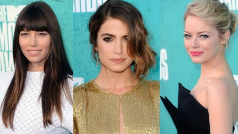 MTV Movie Awards: The Best And Worst In Beauty   StyleCaster