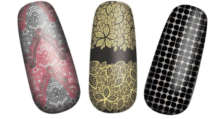 OPI Gets Into The Nail Strip Game