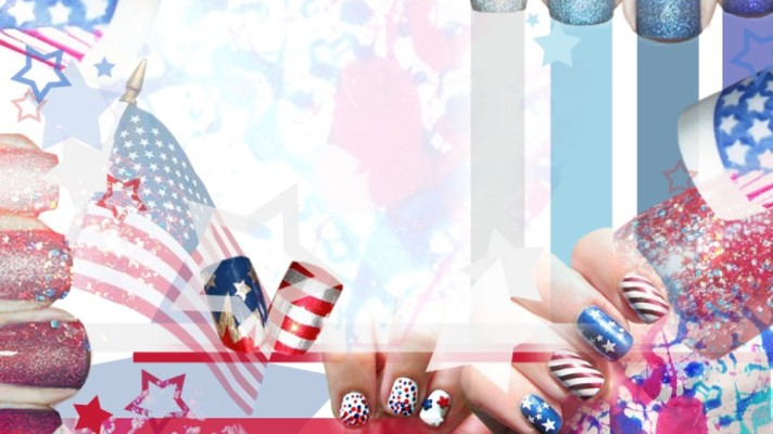 Patriotic Fingers: 4th of July Nail Art Ideas Plus a Giveaway!