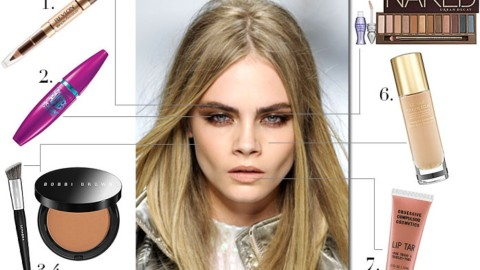 Anatomy of Runway Beauty Looks: 10 Fall 2012 Trends to Learn Now | StyleCaster