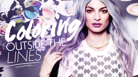 Colored Hair: Get Inspired to Color Outside the Lines | StyleCaster