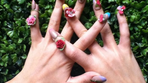 Best of 2012: 20 of the Hottest Celeb Manicures That Got Us Talking This Year | StyleCaster