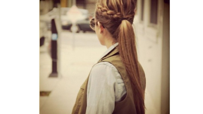 Instagram Insta-Glam: We Dare You to Try These Ponytails