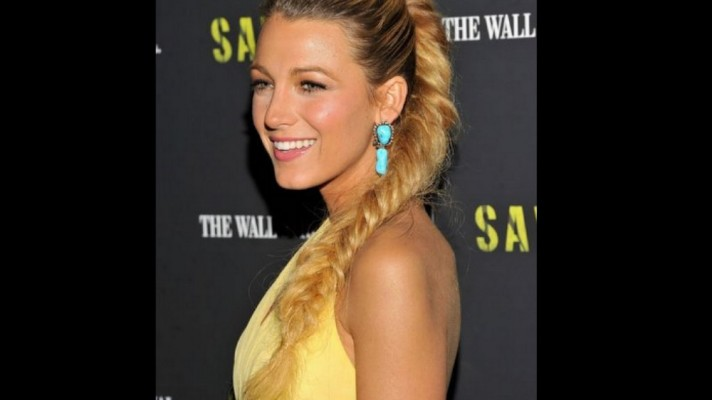 10 of Our Favorite Celebrity Fishtail Braid Hairstyles