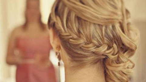 15 Wedding Hairstyles For Long Hair | StyleCaster
