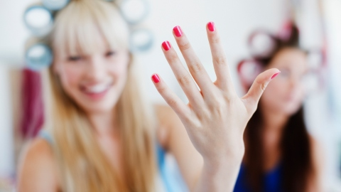 Ask an Expert: How Do I Keep My Nails Long and Strong? | StyleCaster